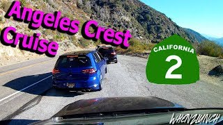 homepage tile video photo for Angeles Crest Cruise socalMK7's