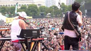 Chromeo - Lollapalooza 2010 - Fancy Footwork