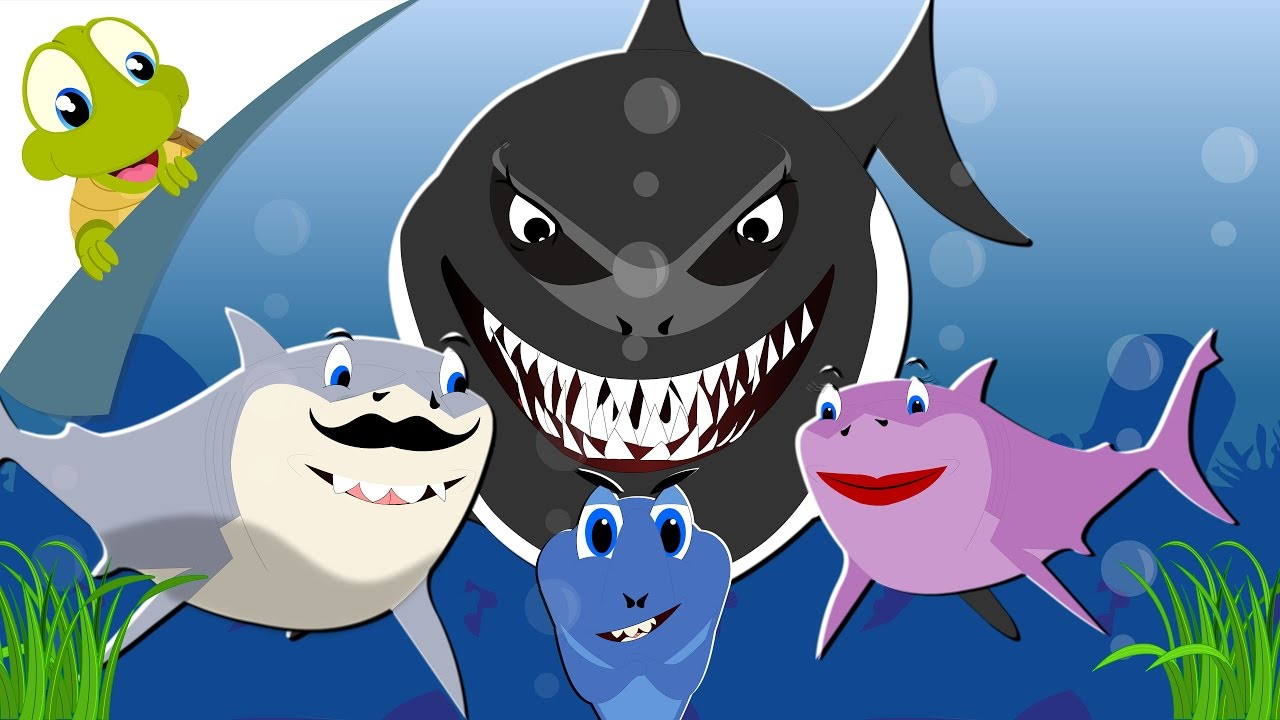 Baby Shark and More | Kids Fun Songs - YouTube