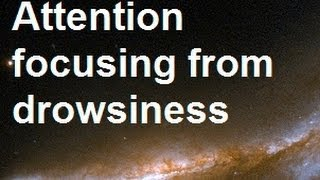 Intense  binaural beats Brainwave for waking up - attention focusing from drowsiness