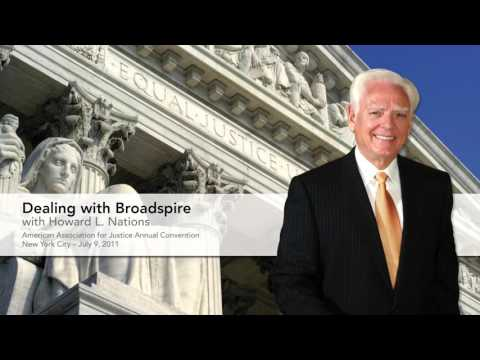 Dealing With Broadspire