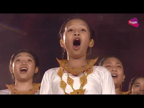 Indonesia Raya Closing Ceremony, 18th Asian Games