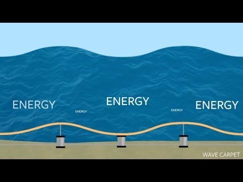 Berkeley Team Producing Energy From Ocean Waves