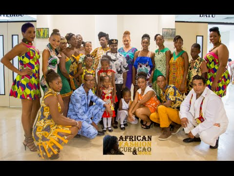 Inisiativa African Fashion Curacao & More's VIDEO African Fashion Season 2015