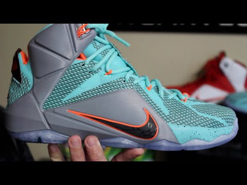 on sale 8304d 6e5ac Nike LeBron 12 'NSRL'
