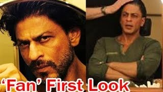 FAN Movie 2015 Shahrukh Khan Trailer