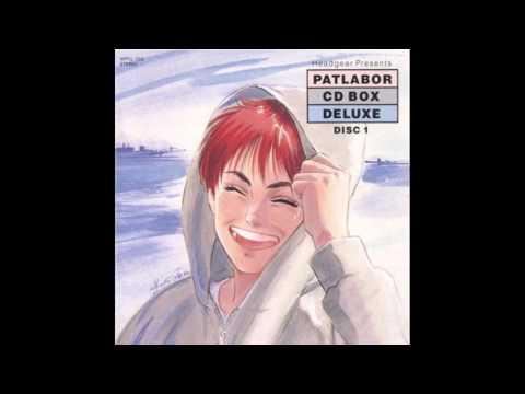 "Patlabor CD Box Deluxe - Disk 1 ""INFALLIBLE"" - 15 Silent....."