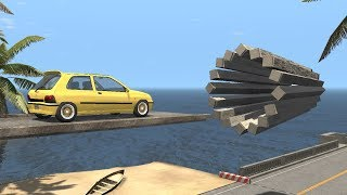 Beamng drive - Sharp Edged car Shrinker