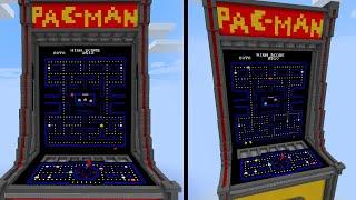 PACMAN (Игровой Автомат) [Мини-Игры #4]