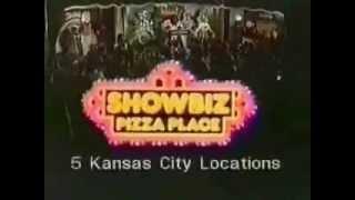 Showbiz Pizza Place Commercial (1981)
