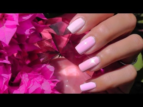 Best Pastel Pink Nail Polishes