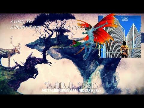 Wonderous Stories - Yes (1977) 192Khz/24bit FLAC ~MetalGuruMessiah~