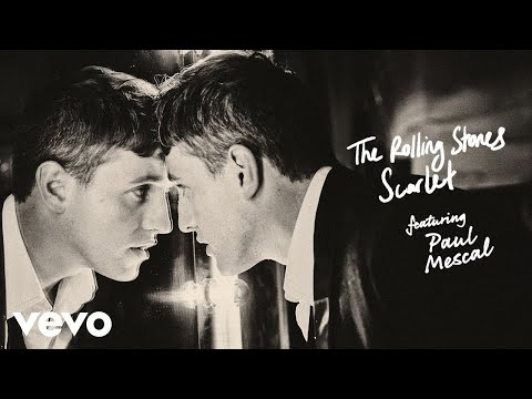 The Rolling Stones - Scarlet (Featuring Paul Mescal) | Official Video