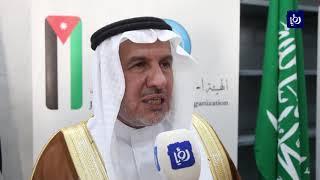 وفد سعودي يزور مجمع المشاريع الخيرية