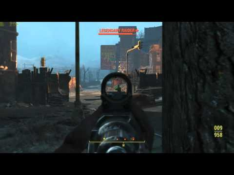 Fallout 4 Demolition Expert IV strikes again