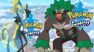 Pokemon Sword - POSZUKIWANIE GIGANTAMAXÓW! KOMPLETUJEMY POKEDEX!