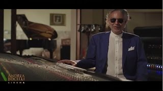 Andrea Bocelli - Cinema (Album Trailer Part 1)