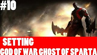 #10 SETTING PPSSPP GOD OF WAR GHOST OF SPARTA