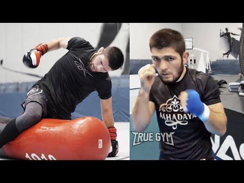 Как Хабиб готовится к бою против Гейджи на UFC 254