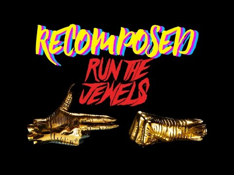 DJ Shadow feat. Run The Jewels - Nobody Speak RECOMPOSED