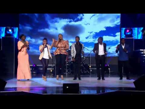 "Sensational Six Contestants Perform ""I'm A Winner Song"" 