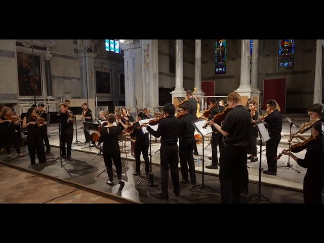 14 DHS Baroque Ensemble Europe Tour 2017 Purcell  Chaconne in G Major