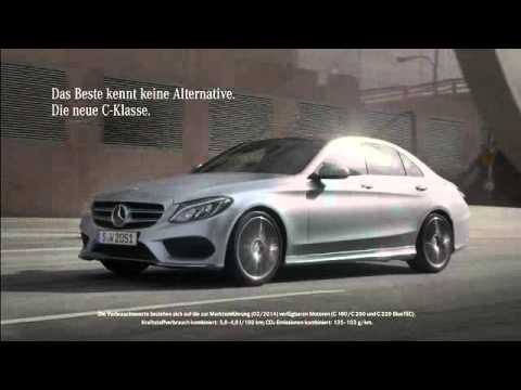 mercedes benz c klasse werbung w 205 mercedes. Black Bedroom Furniture Sets. Home Design Ideas