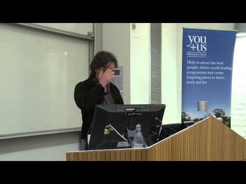 University of Sussex Professorial Lecture: Luke Martell - Alternative Societies