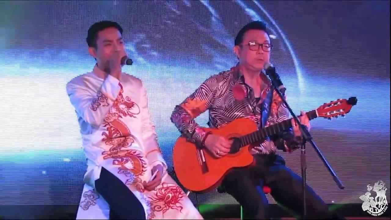 Em ở đâu - Hoài Lâm ft. Chí Tài | Fancam Live - OskarBeer260415
