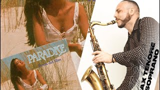 Rocco Di Maiolo Sax - Paradise - Phoebe Cates 1982 HD & HQ