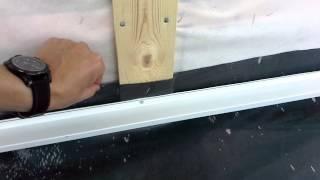 видео Устройство балкона в доме