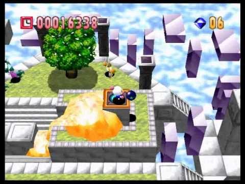 Bomberman 64 - World 6: Rainbow Palace - Stage 1: