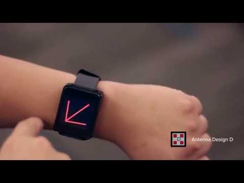 AuraSense: Enabling Expressive Around-Smartwatch Interactions with Electric Field Sensing