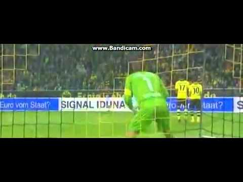 Heiko Westermann Goal Vs Dortmund (Dortmund 2 - 2 HSV) 14.9.2013