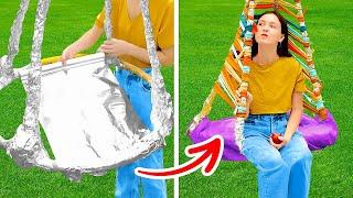 Brilliant DIY Crafts To Upgrade Your Backyard
