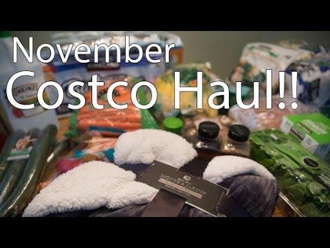COSTCO Haul (November 2016)