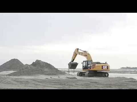 Bluemax Dredging Project By Bluemax Shipping Services (P) Limited, Chennai
