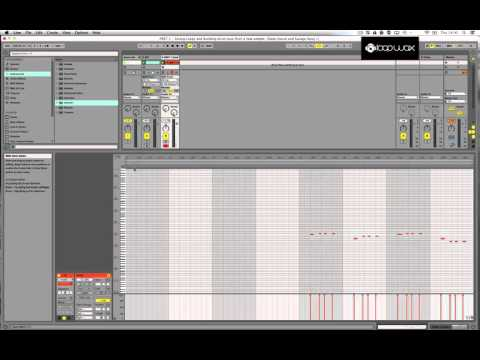 Garage Music Tutorial: How to create Audio One Shot samples and its advantages over Midi // PART 6