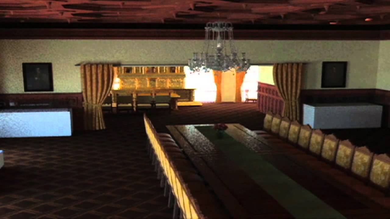 Palacio Presidencial En 3d Recorrido Virtual Youtube
