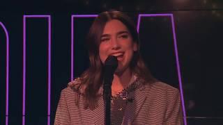 Dua Lipa - Thinking 'Bout You (Live)