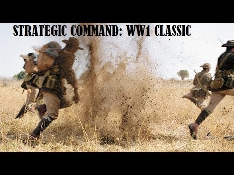 Strategic Command WW1: Classic-Gallipoli
