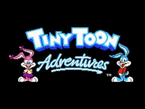 Staff Roll - Tiny Toon Adventures
