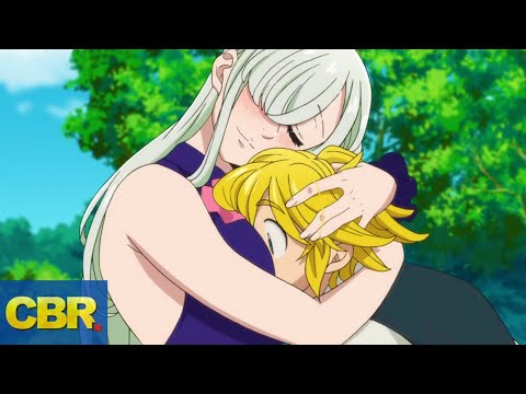 10 Seven Deadly Sins Moments That Went Too Far (Nanatsu no Taizai) from YouTube · Duration:  10 minutes 7 seconds