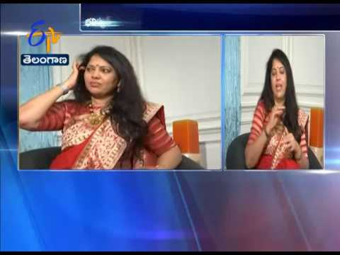 An Interview With a Famous Kuchipudi Dancer Padmaja Reddy | Etv Exclusive