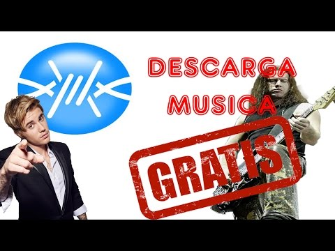 Descarga musica en tu movil GRATIS//2016
