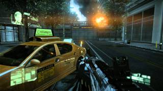 Crysis 2 PC Gameplay HD
