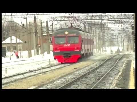 В Билимбае эвакуировали пассажиров электропоезда