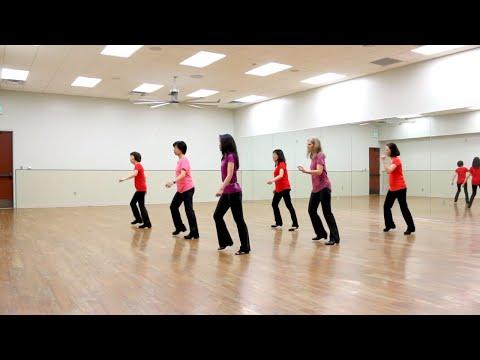 Something You Love - Line Dance (Dance & Teach In English & 中文)