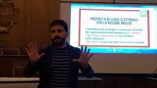 Legge elettorale: un progetto per i cittadini, non per i partiti