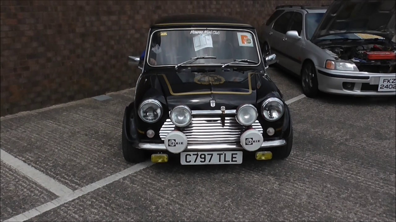 Mourne Mini Club J Player Special No 23 Bangor Show May17 Youtube
